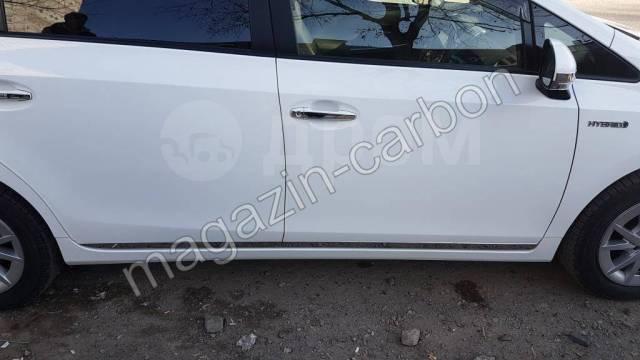 Накладка на дверь. Toyota Prius a, ZVW40, ZVW40W, ZVW41, ZVW41W