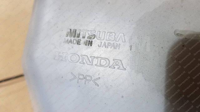 Бачок стеклоомывателя. Honda: Logo, Accord, Vamos Hobio, Acty, Inspire, Fit Aria, Mobilio Spike, Insight, Civic Ferio, Shuttle, Acty Truck, Mobilio, O...