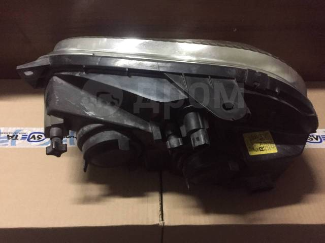 Фара. Chevrolet Niva, 21236 Двигатели: Z18XE, BAZ2123