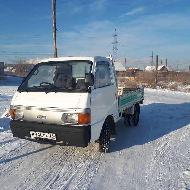 Nissan Vanette. Продам ниссан vanette, 2 184куб. см., 1 000кг., 4x2