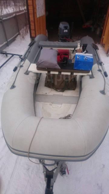 Winboat. 2014 год год, длина 375,00м., двигатель подвесной, 25,00л.с., бензин
