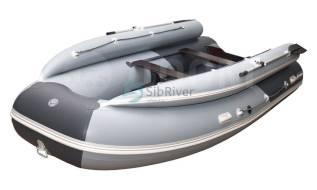 Sibriver Абакан-430 Jet. 2018 год год, длина 4,30м., двигатель без двигателя, 40,00л.с., бензин