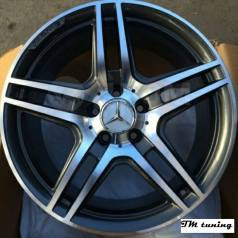 """Mercedes. 8.0x17"""", 5x112.00, ET43, ЦО 66,6мм."""