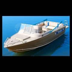 Wyatboat. 2018 год год, длина 4,90м., двигатель без двигателя, 60,00л.с., бензин. Под заказ