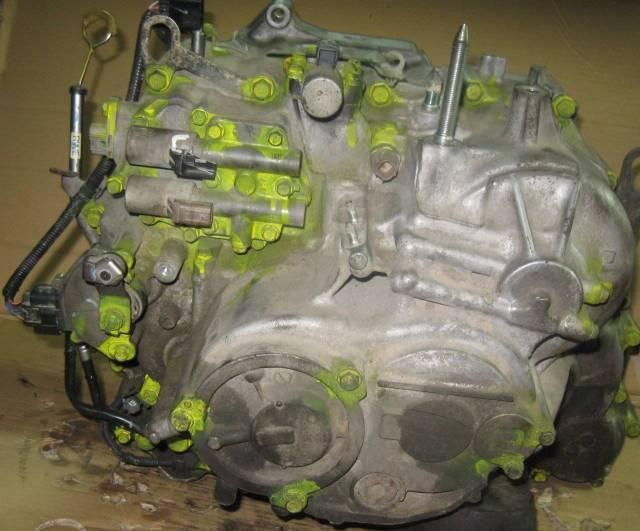 АКПП. Acura RDX, TB1, TB2 Двигатель K23A1