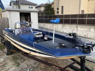 Лодка Bassboat sprint255. 2012 год год, длина 5,18м., двигатель подвесной, 50,00л.с., бензин