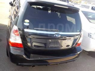 Бампер. Subaru Forester, SG5 Двигатели: EJ203, EJ205