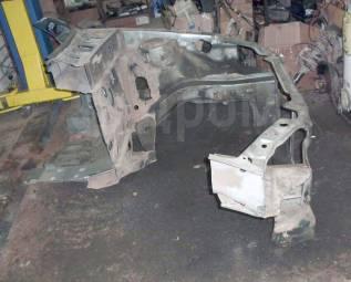 Четверть передняя L Chevrolet Lanos