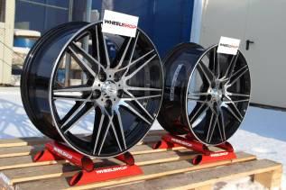 "Zumbo Wheels. 7.5x17"", 5x114.30, ET35, ЦО 73,1мм."