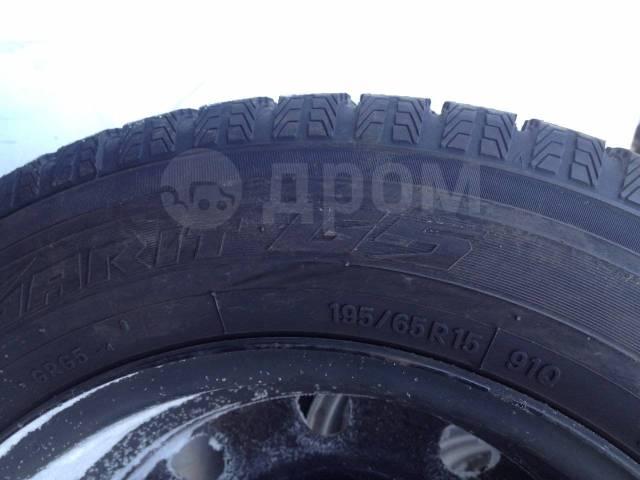 Toyo Garit G5. Зимние, без шипов, 2014 год, 10%, 4 шт