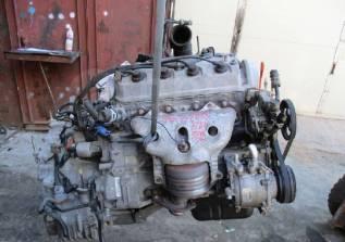 Двигатель в сборе. Honda Logo, GA5 Двигатели: D13B, D13B7