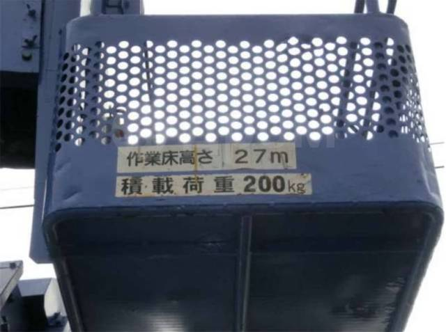 Hino Ranger. автовышка 27 метров, 6 630куб. см., 27м. Под заказ