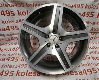 """Mercedes. 8.5/9.5x19"""", 5x112.00, ET43/43, ЦО 66,6мм."""