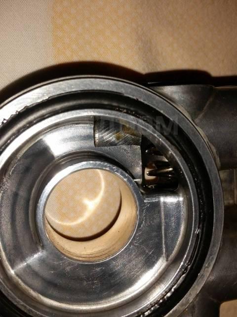 Проставка под масляный фильтр. Toyota Corolla, 10 Toyota Aristo, JZS161 Toyota Supra Двигатель 2JZGTE