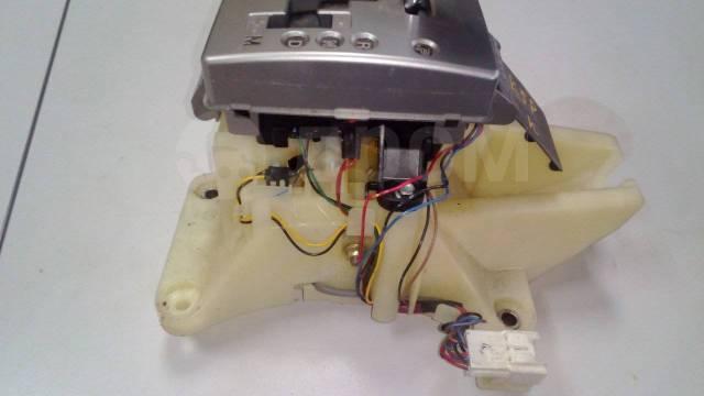 Селектор кпп, кулиса кпп. Mazda Axela, BK5P Двигатель ZYVE