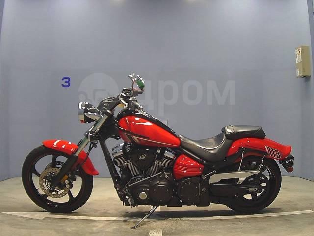 Yamaha Roadstar 1900. 1 900куб. см., исправен, птс, без пробега. Под заказ