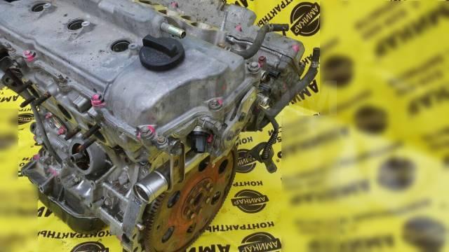 Двигатель в сборе. Toyota Harrier, MCU35, MCU35W, MCU36, MCU36W Toyota Kluger V, MCU25, MCU25W Двигатель 1MZFE