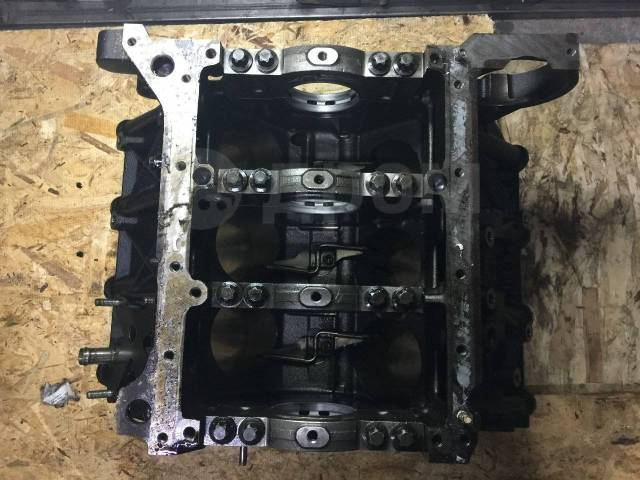 Блок цилиндров. Volkswagen Passat Audi A6, C5 Двигатели: AFB, AKN