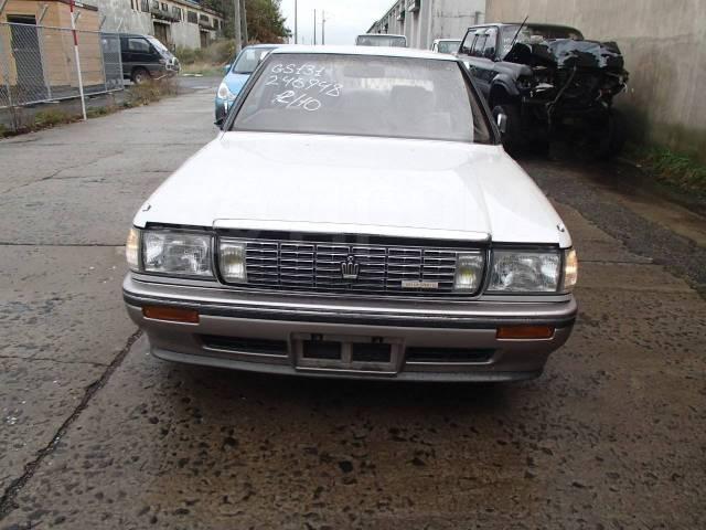 Стекло лобовое. Toyota Crown, GS131, GS131H