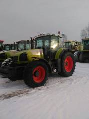 Claas. Колесный трактор Challenger клаас арек 836