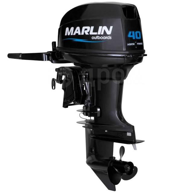 Marlin. 40,00л.с., 2-тактный, бензиновый, нога S (381 мм), 2018 год год. Под заказ