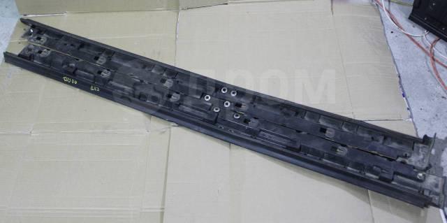 Порог пластиковый. Mazda CX-7, ER3P Двигатель L3VDT