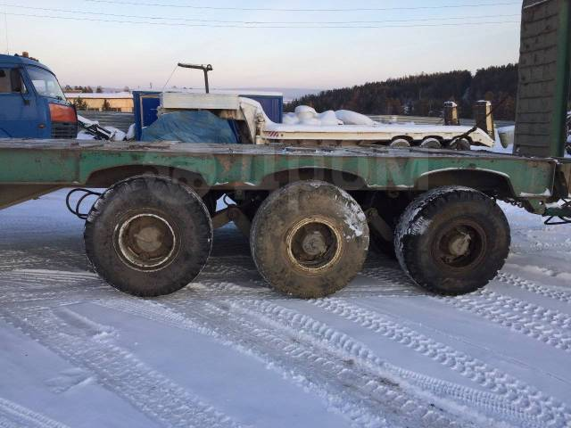 Чмзап 9990. Продам трал тяжеловоз 60 тонн, 60 000кг.