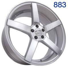 """Sakura Wheels 9140. 8.5x19"""", 5x120.00, ET25, ЦО 74,1мм."""