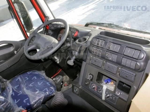 Iveco. Седельный тягач -АМТ 633911 6x4 для тяжелых условий работы, 12 880куб. см., 86 100кг., 6x4