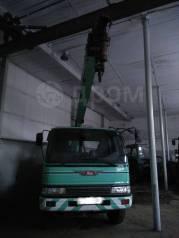 Hino Ranger. Продаётся автокран Tadano TS 75M на базе , 7 500куб. см., 5 000кг., 21,00м.