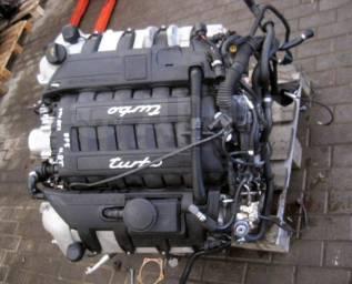Двигатель в сборе. Porsche Panamera, 970 Porsche Cayenne, 958, 957, 955 Двигатели: M, 48, 20, MCG, EA, 46, 40, MCW, DA, MCX, RA, 70, BA, PA, FA, MCR...
