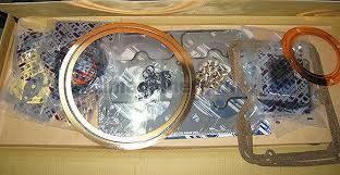 Ремкомплект двигателя. Komatsu: PC78US-6, PC60-7, PC45, PC360-7, PC40-7, PC35MR, PC50, PC30UU, PC2000-8, PC75UU, PC400-7 Hitachi: EX200, EX100, UH07...