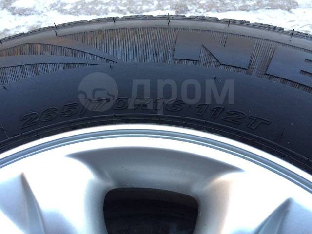 Nexen Winguard Ice Suv. Зимние, без шипов, 2012 год, 10 %, 4 шт
