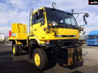 Nissan Diesel. UD Вездеход 4х4 бортовой грузовик, 16 990куб. см. Под заказ