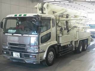 Mitsubishi Fuso Super Great. Mitsubishi Super Great Бетононасос, 17 730 куб. см., 32 м. Под заказ