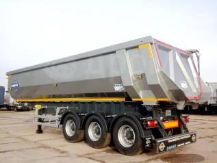 Bodex. Самосвальный полуприцеп KIS-3WS2+ 35 м. куб. усиленный в наличии, 50 000кг.