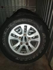 Продам колёса 275*65 r17 на Крузер. 5x150.00