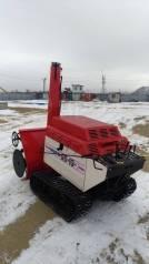 Wado. Дизельный снегоротор 13 л. с захват 1.12