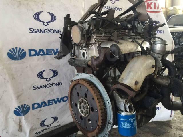 Двигатель в сборе. Kia Bongo Kia Sorento Hyundai Starex Hyundai Porter II Двигатель D4CB
