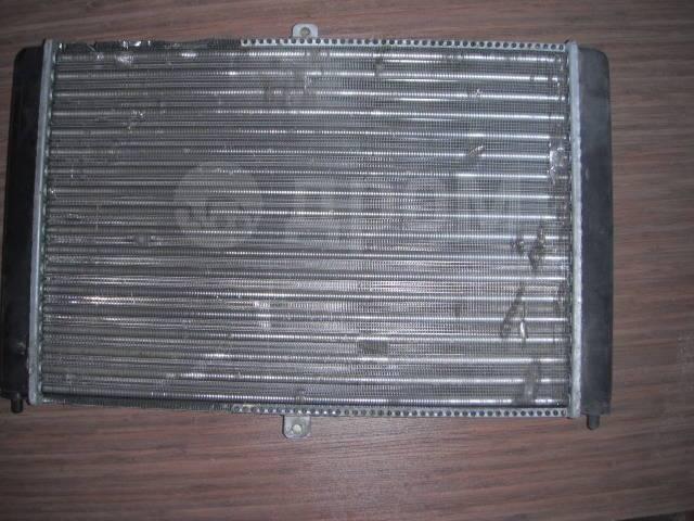 Радиатор охлаждения двигателя. Лада 2110, 2110 Двигатели: BAZ21120, BAZ2111, BAZ21114, BAZ21124, BAZ2110, BAZ415, X20XEV