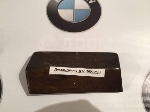 Обшивка, панель салона. BMW 7-Series, E65, E66, E67 Alpina B7 Alpina B Двигатели: M52TUB28, M54B30, M57D30T, M57D30TU2, M62TUB35, M62TUB44, M67D44, N5...