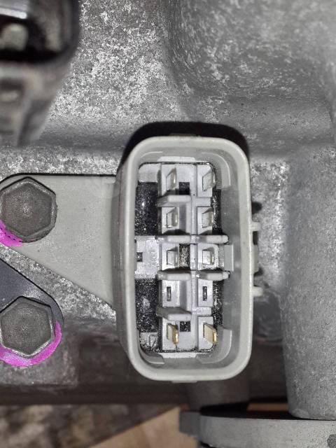 Вариатор. Toyota Ractis, NCP100 Toyota Vitz, NCP91 Двигатель 1NZFE