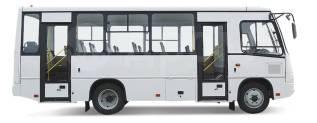ПАЗ 3204-02. ПАЗ 320402-05Вектор 7,6м, дв. Cummins, EGR, пригород, 25 мест, без ремней, 3 760куб. см., 25 мест