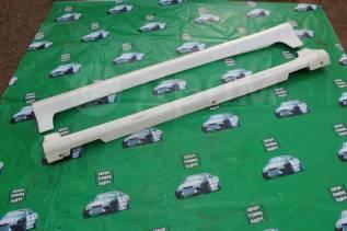 Порог пластиковый. Toyota Caldina, AZT241, AZT241W, AZT246, AZT246W, ST246, ST246W, ZZT241, ZZT241W