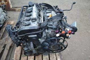 Двигатель в сборе. Audi A4, B7 Двигатель BFB