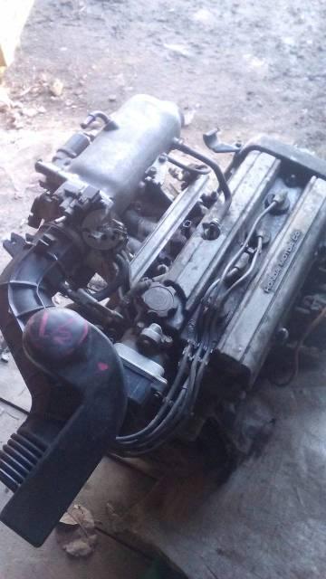 Двигатель в сборе. Honda Orthia Honda CR-V, RD1, RD3, RD2 Honda S-MX Honda Stepwgn Двигатели: B20B, B20Z1