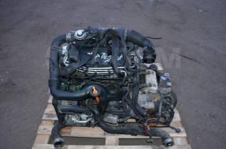 Двигатель в сборе. Skoda Octavia, 1Z, 1Z3, 1Z5 Двигатели: BJB, BKC, BLS, BXE
