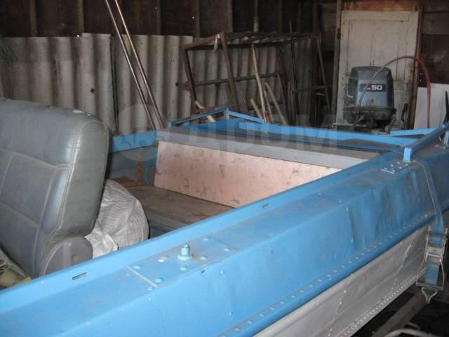 Казанка-5М. 1997 год год, длина 5,70м., двигатель подвесной, 50,00л.с., бензин