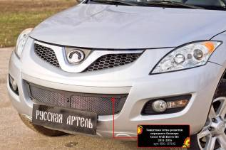 Заглушка бампера. Great Wall Hover H5 Great Wall Hover Двигатели: 4G69S4N, GW4D20
