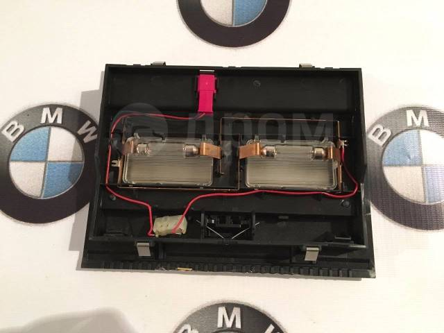 Светильник салона. BMW 7-Series, E65, E66 Alpina B Alpina B7 Двигатели: M54B30, M67D44, N52B30, N62B36, N62B40, N62B44, N62B48, N73B60